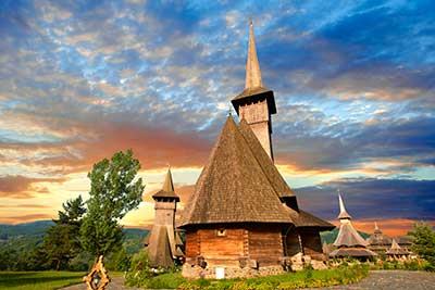 Maramures-Wooden-Church-Romania